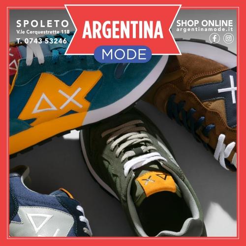 SUN68's sneakers